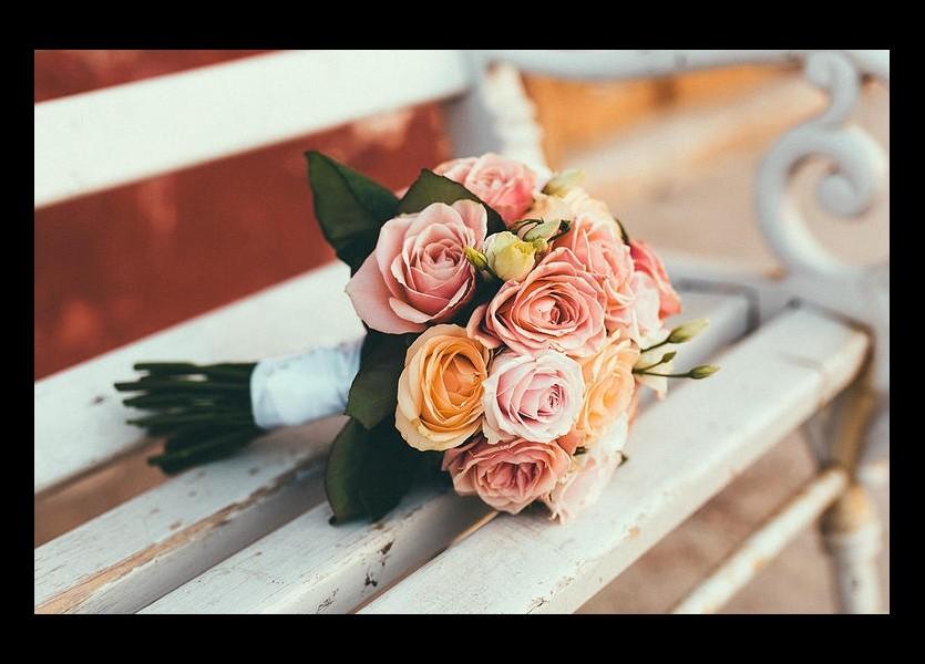 Wedding Flowers in Hydra