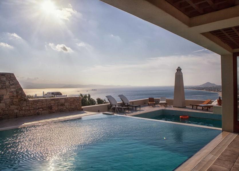Villa in Naxos for Wedding