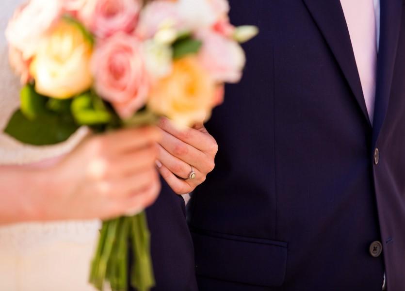 Wedding Flowers in Hydra Wedding.