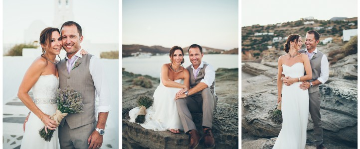 Weddings in Sifnos