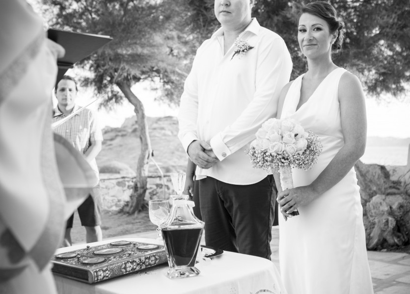 Orthodox Wedding in Naxos
