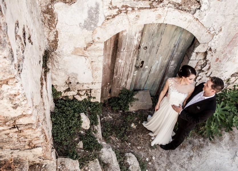 Destination Wedding Photography in Kythera