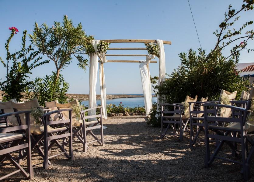 Wedding Ceremony in Kythera