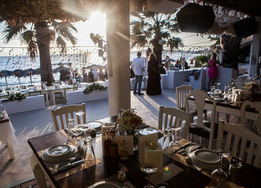Beach Wedding Venue Naxos