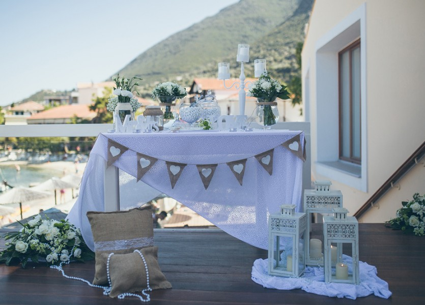 Wish Table in Lefkada