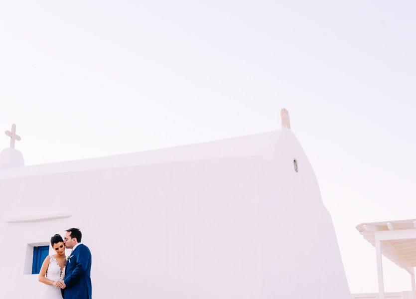 mykonos greek weddings